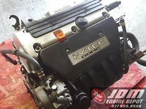 02 06 HONDA CRV 2.0L 4CYL I-VTEC ENGINE JDM K20A REP FOR K24A FREE SHIPPING