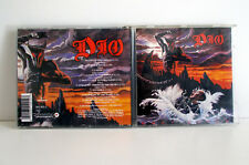 DIO - Holy Diver - CD 811021-2 Mercury Made in West Germany by PDO. EX/EX