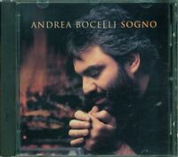 Andrea Bocelli - Sogno Australian Ve (Celine Dion/Ramazzotti/Dulce Pontes) Cd Vg