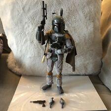 """Boba Fett 12"""" 1:6 Medicom RAH Star Wars Figure Empire Strikes Back. 2007"""