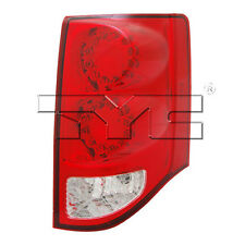 TYC NSF Right Side Tail Light Assy for Dodge Grand Caravan 2011-2014 Models