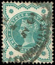 Scott # 125 - 1900 - ' Queen Victoria '