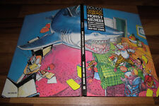 Boucq -- horst katzmeier en la dimensión 5. // Hardcover 1. lainadmisibilidad. 1996