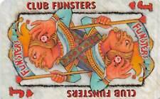 Funsters Grand Casinos - SeaTac, Wa - Slot Card