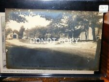 #864,Real Photo,Damascus,Ohio,French Street,@1910