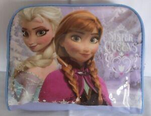 Childs Disney Frozen Sister Queens Toiletry Bag