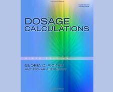 (EBOOK PDF) Dosage Calculations 9th edition by Pickar for Nursing