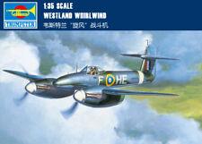 WESTLAND WHIRLWIND 1/48 aircraft Trumpeter model plane kit 02890