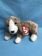 Ty 2000 Beanie Babies Sniffer Dog 8� Plush Stuffed Animal Toy ~ New