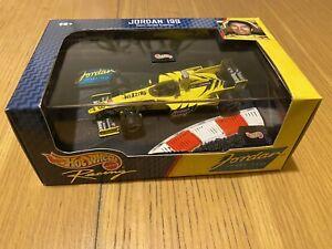 Hot Wheels 1:43 Jordan 199 Mugen Honda F1 1999 Heinz-Harald Frentzen