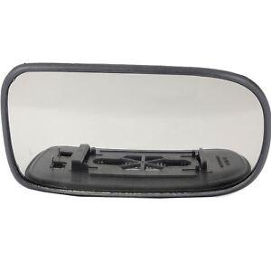 Right side for Jaguar XK8 1996-2005 wing door mirror glass heated