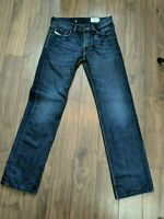 DIESEL LARKEE Mens Button fly STRAIGHT LEG JEANS 29 X 32
