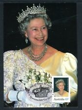 1995 Birthday of Her Majesty Queen Elizabeth II - Maxi Card (1)
