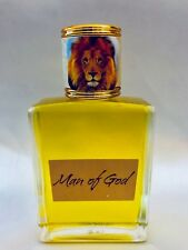 Christian Messianic Man of God Anointing Oil ***NEW*** 2 Oz Bottle FREE SHIPPING