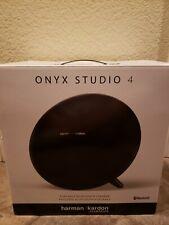 Harman Kardon Onyx Studio 4 Portable Bluetooth Speaker Black