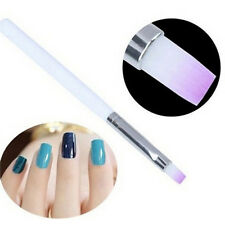 2x DIY Acrylic UV Gel Nail Art Design Pen Polish Painting Brush Manicure Tool LA