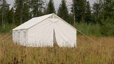 New 13 x 20 Canvas Wall Tent & Angle Kit