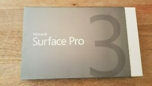 microsoft surface pro 31631 - 128GB SSD intel core i5 4GB RAM