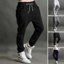 Men Sportwear Pants Trousers Slacks Sweatpants Casual Jogger Baggy Brand New