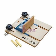 "Router Table Box Joint Jig MDF platform 6.35mm (1/4)/9.5mm (3/8)/12.7mm(1/2"")"
