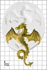 Silicone Mould Flying Dragon | Food Use FPC Sugarcraft FREE UK shipping!