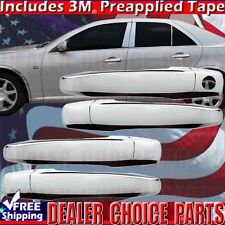Cadillac CTS 2008 2009 2010 2011 2012 2013 Chrome Door Handle COVERS no PsgrKH