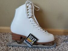 Brand new Jackson Competitor 7.5 C figure skates with Ultima Aspire Xp blades