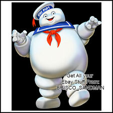 Fridge Fun Refrigerator Magnet GHOSTBUSTERS STAY PUFT MARSHMALLOW MAN Retro 80s
