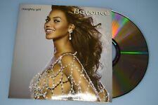 Beyoncé – Naughty Girl. CD-Single