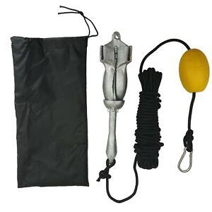 Small Anchor for Dinghy Rib Kayak Jet Ski -  Folding - 1.5kg