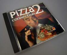Pizza Connection 2 (PC, 2000) in original CD Hülle