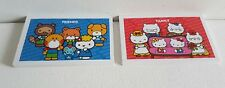 Monopoly HELLO KITTY 16 FRIENDS Cards, 16 FAMILY Cards Replacement COMPLETE