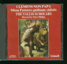Tallis Scholars: Clemens non Papa: Missa Pastores quidnam vidistis (1990)