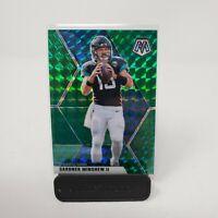 2020 Mosaic Football GARDNER MINSHEW Green Mosaic Prizm Jacksonville Jaguars #97