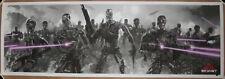 Pablo Olivera Skynet Terminator VARIANT Giclee Print Poster #/150 Movie Film