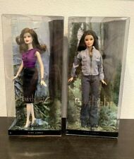 The Twilight Saga: Esme and Bella Barbie Doll lot of 2 NIB