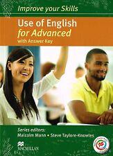 MACMILLAN Improve Skills USE OF ENGLISH FOR ADVANCED CAE w Answer Key +MPO @New@