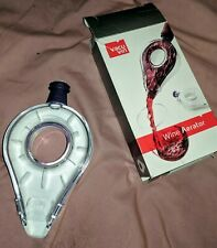 NEW Vacuvin Wine Aerator
