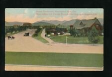 USA California LOS ANGELES Brentwood Park Pacific Electric c1910/20s PPC