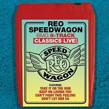 REO Speedwagon - Bmg 8-track Classics Live [New CD]
