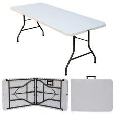 1.8 Meter long Decorators Table, Paste Table, Trestle Table, Folds Flat & Half