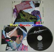 CD MARK RONSON & BUSINESS INTL  Record collection 2010 eu COLUMBIA lp mc dvd vhs