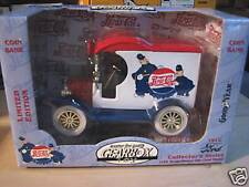 """1996 GEARBOX TOY (PEPSI-COLA.) 1912 FORD MODEL """"A"""" BANK"""