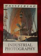 Hasselblad Industrial Photography Brochure circa 1975