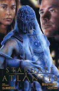 Stargate Atlantis: Wraithfall Ashcan #1B FN; Avatar | save on shipping - details