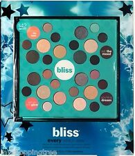 BLISS Every Which Way Deluxe 28 Shade Blockbuster Eyeshadow Palette, New in Box