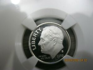 2010 s  NGC silver pf 70 ultra cameo
