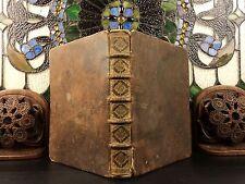 1700s Handwritten Manuscript Philosophy Metaphysics Occult Science Logic 499pp