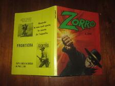 ZORRO GIGANTE N°4 ANNO VII° MAGGIO 1975 CERRETTI EDITORE