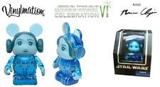 Disney Vinylmation 3'' Star Wars Celebration VI Hologram Princess Leia Figure